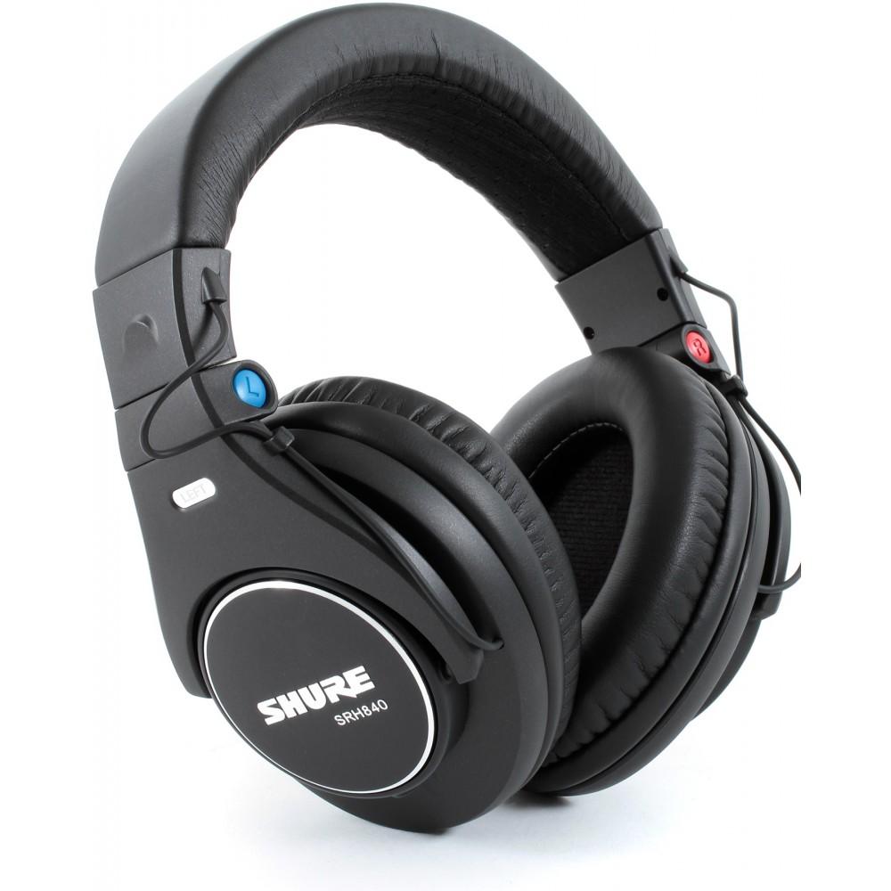 Музична Лавка    Shure SRH840 Професійні навушники закритого типу ... 505aa3a281734