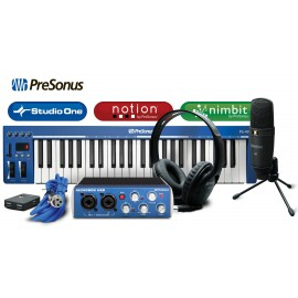 Presonus_AudioBox™ MUSIC CREATION SUITE
