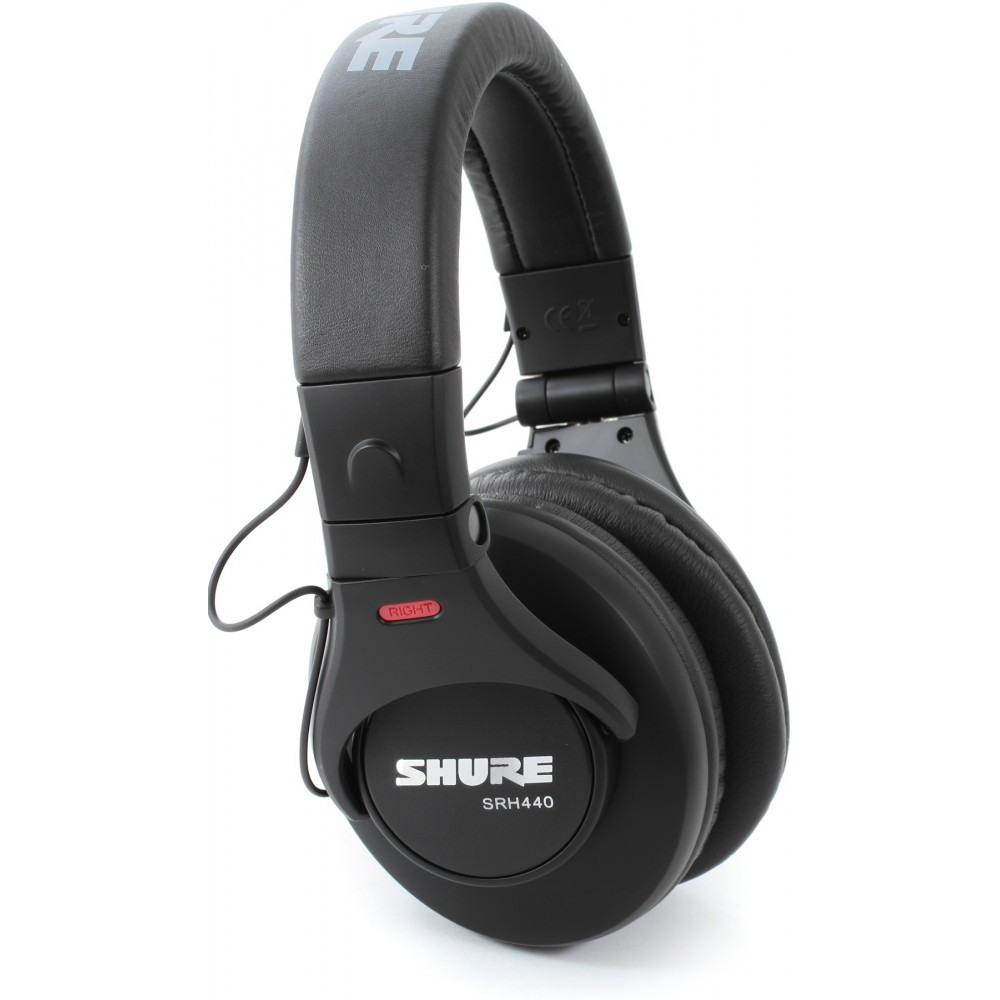 Музична Лавка    Shure SRH440 Професіні навушники закритого типу (SH ... 410df4af66900