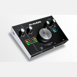 USB_інтерфейс M-AUDIO M-Track 2X2 C-series_1