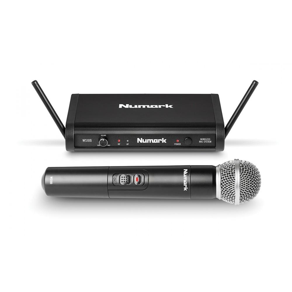 Музична Лавка    NUMARK WS100 Wireless Mic Цифрова радіосистема (222915) 3dcd485dd149b