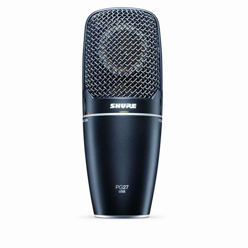 Музична Лавка    Shure PG27 USB Студійний конденсаторний мікрофон ... 0daa22be2fc10